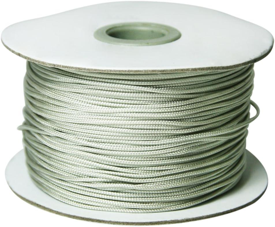 Home Sewing Depot Roman Shade Lift Cord 1.8mm 100 Yds Color Medium Gray