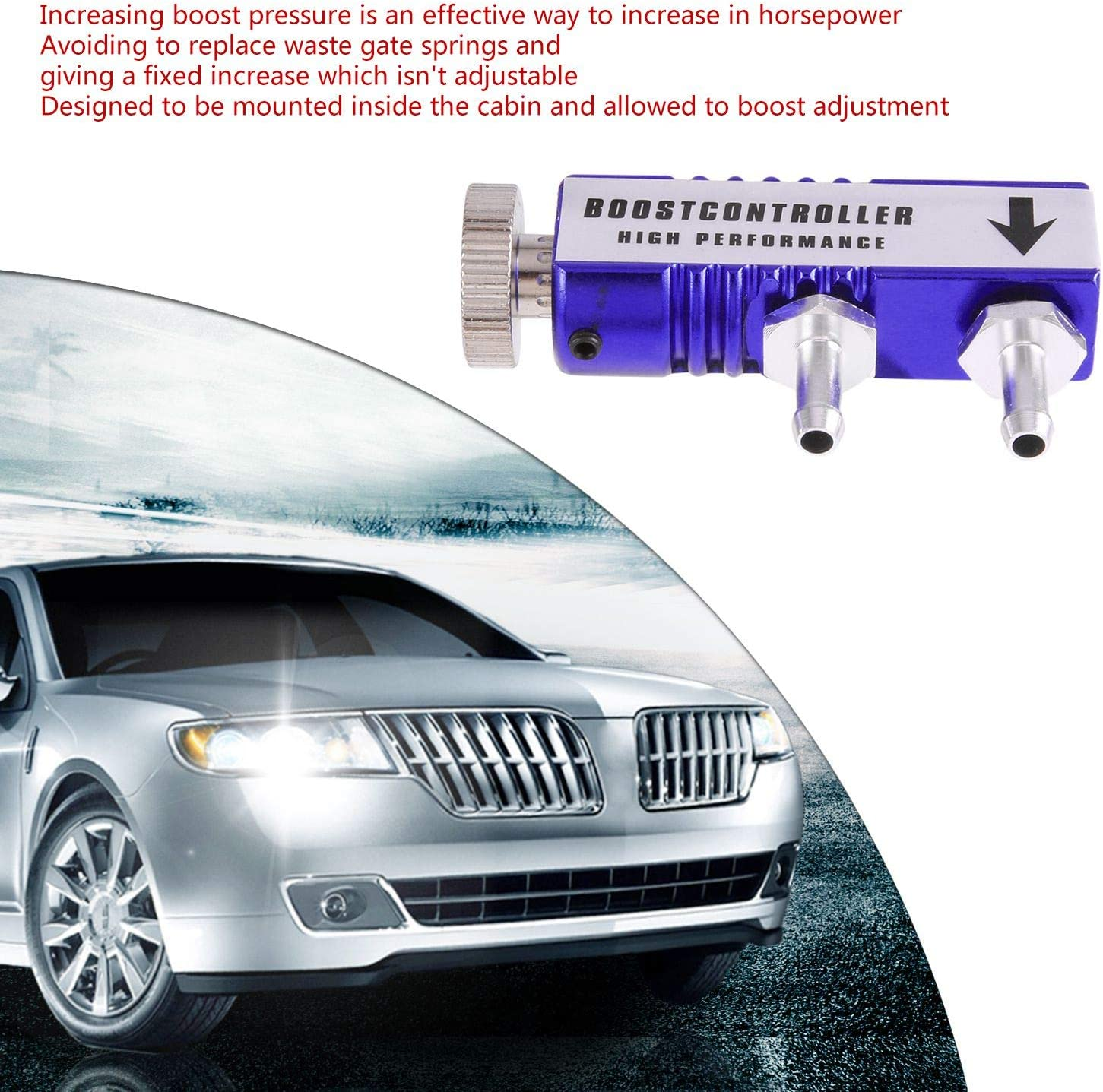 Adjustable 1-30 PSI Racing Turbo Manual MT Turbo/Turbocharger ...