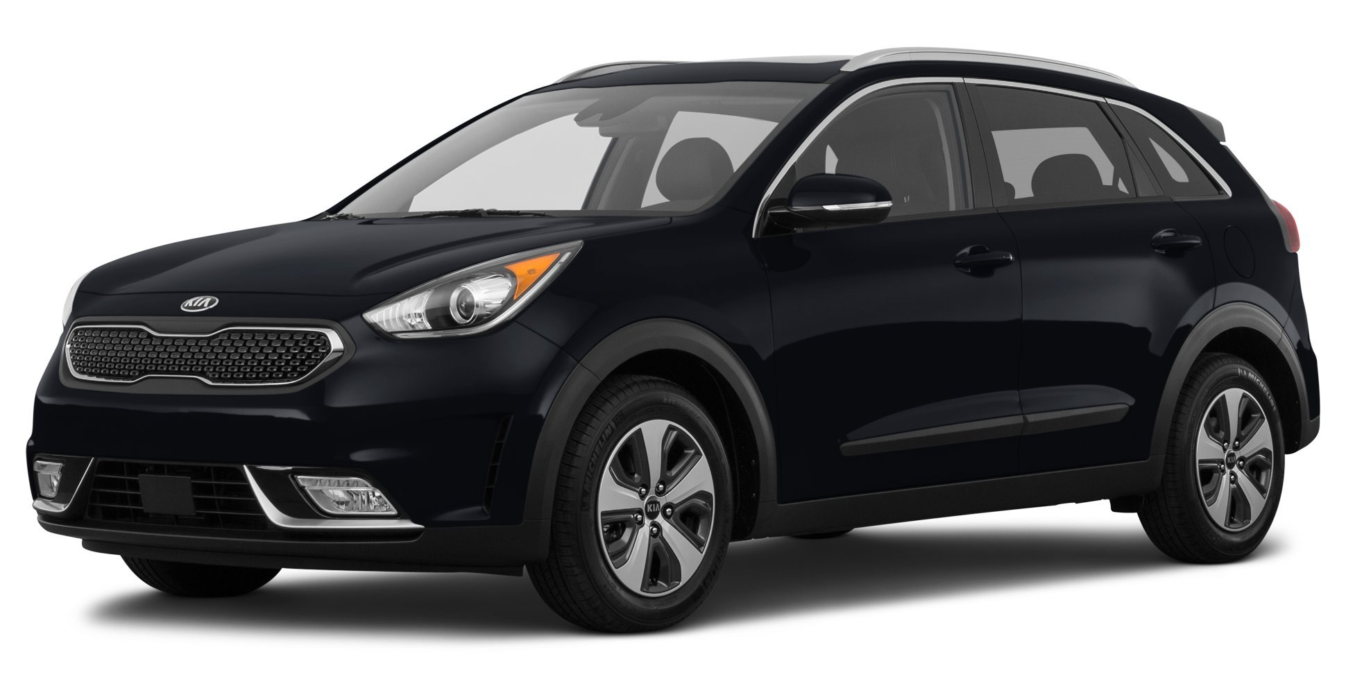 2017 kia niro reviews images and specs vehicles. Black Bedroom Furniture Sets. Home Design Ideas