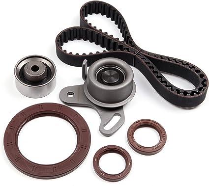 Water Pump /& Timing Cam Belt Kit Engine Cooling System For Kia Rio Mk2 1.4 16V