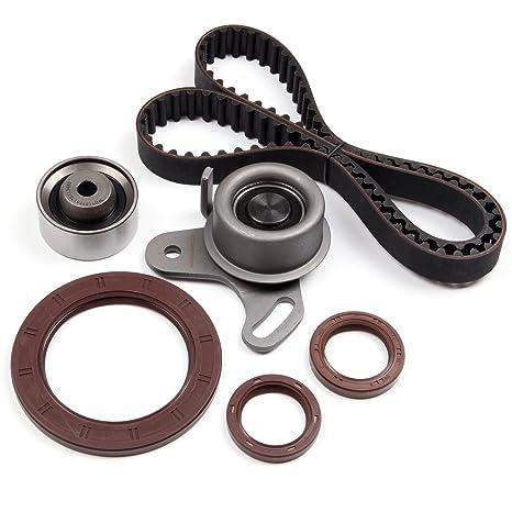 Amazon com: ECCPP Timing Belt Tensioner Kit Fits 96-11 Hyundai