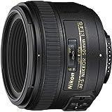 Nikon AF-S FX NIKKOR 50mm f/1.4G Lens with Auto...