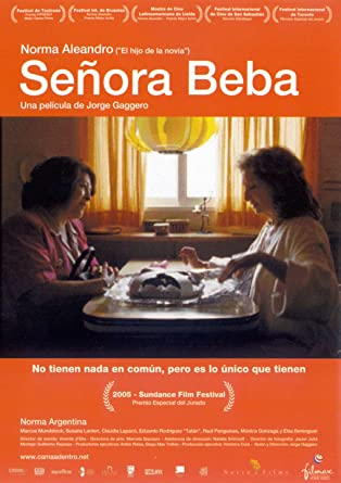 Amazon.com: La Senora Beba [Ntsc/region 1 and 4 Dvd. Import ...