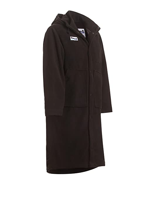Adoretex fur fleece lining swim dive parka jacket
