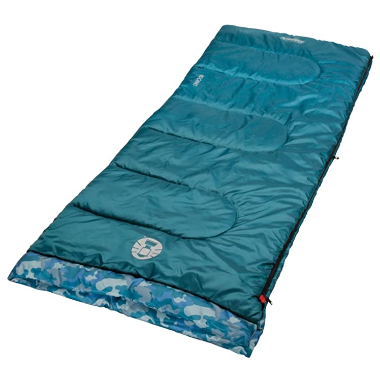 Coleman Plum Fun 45 Degree Youth Sleeping Bag