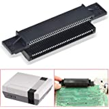 SUNJOYCO 72 Pin Replacement Connector Cartridge Slot for Nintendo Console NES 8 Bit Entertainment System Accessories Games Re
