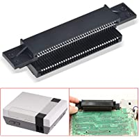 SUNJOYCO 72 Pin Replacement Connector Cartridge Slot for Nintendo Console NES 8 Bit Entertainment System Accessories…