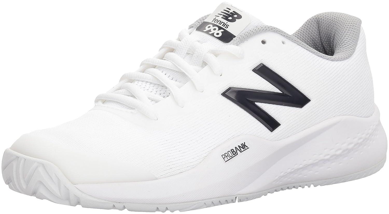 Weiß Weiß New Balance WC996 B Damen Laufschuhe
