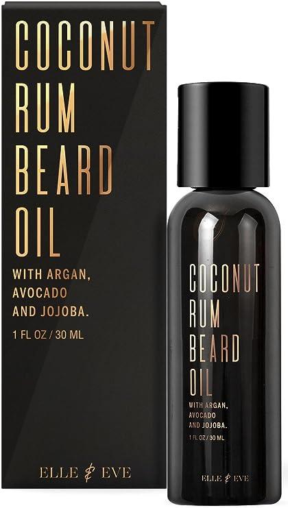 Aceite de barba premium para hombres – suavizante y acondicionador sin dejar – facilita el crecimiento de la barba elimina la picazón y descamación – ...