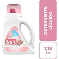 Dreft Stage 1: Newborn Liquid Laundry Detergent (HE)