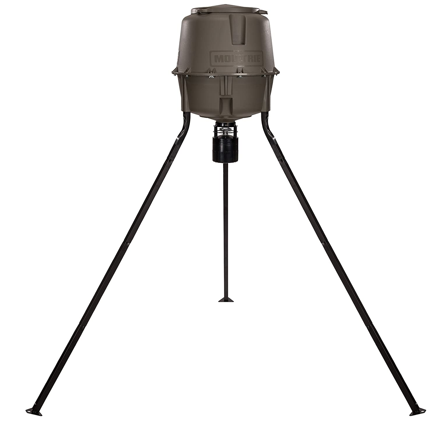 magnum band housing deer dp amazon outdoors sports metal moultrie belly tripod pro gallon com all feeder