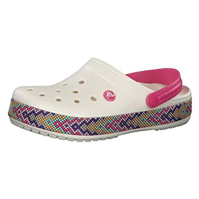 4bfbb2a203578 crocs Unisex Crocband Gallery Clog: Buy Online at Low Prices in ...