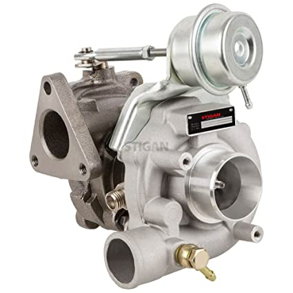 New Stigan Turbo Turbocharger For Volkswagen VW Golf Jetta Mk3 & Passat 1 9  TDI Diesel w/Engine Code 1Z AHU - Stigan 847-1034 NEW