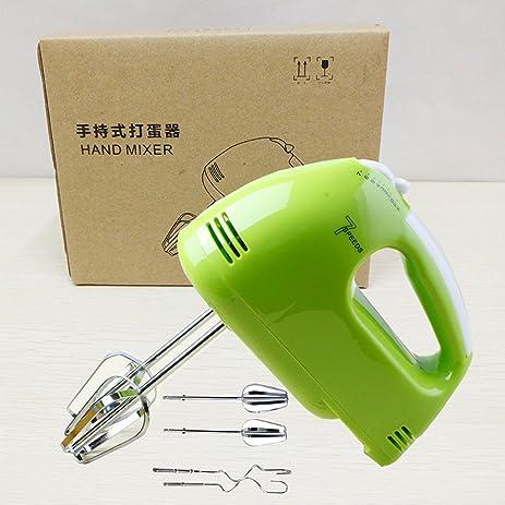 Amazoncom Electric Hand Mixer 7 Speed with Builtin Storage Case