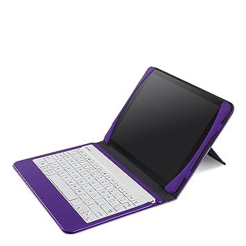 Belkin QODE - Funda Fina con Teclado para iPad Air, Color ...