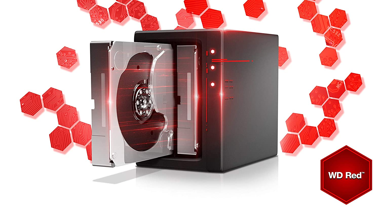 8000 GB Western Digital Red 3.5 8000 GB Serial ATA III Red 5400 Giri//min 3.5