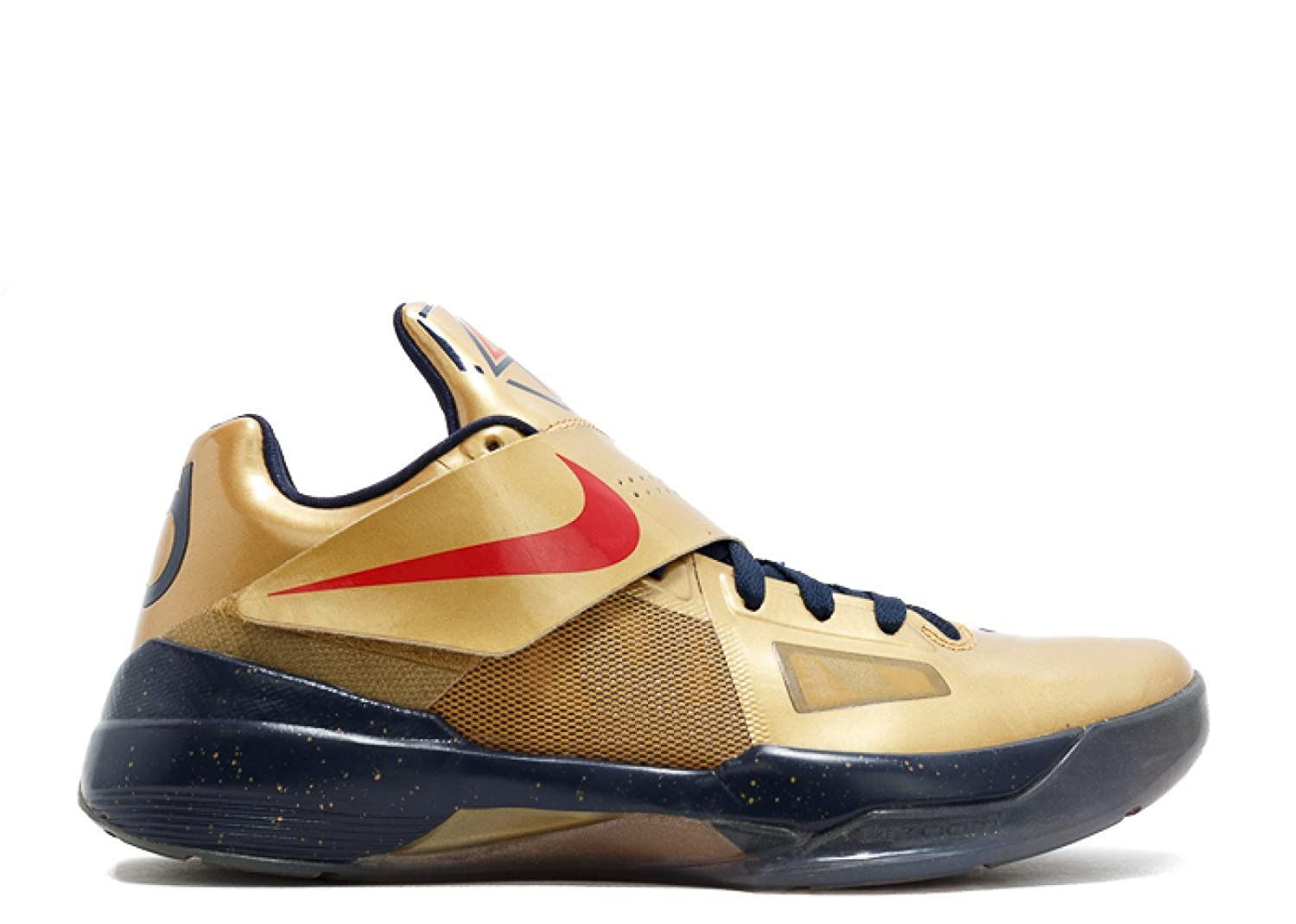 new concept 3466f ae709 Amazon.com   Nike Zoom Kd Iv Gold Medal (473679-702) Limited   Basketball