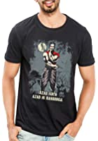 WYO Men's Graphic Printed T-Shirt ( Azad Hoon )