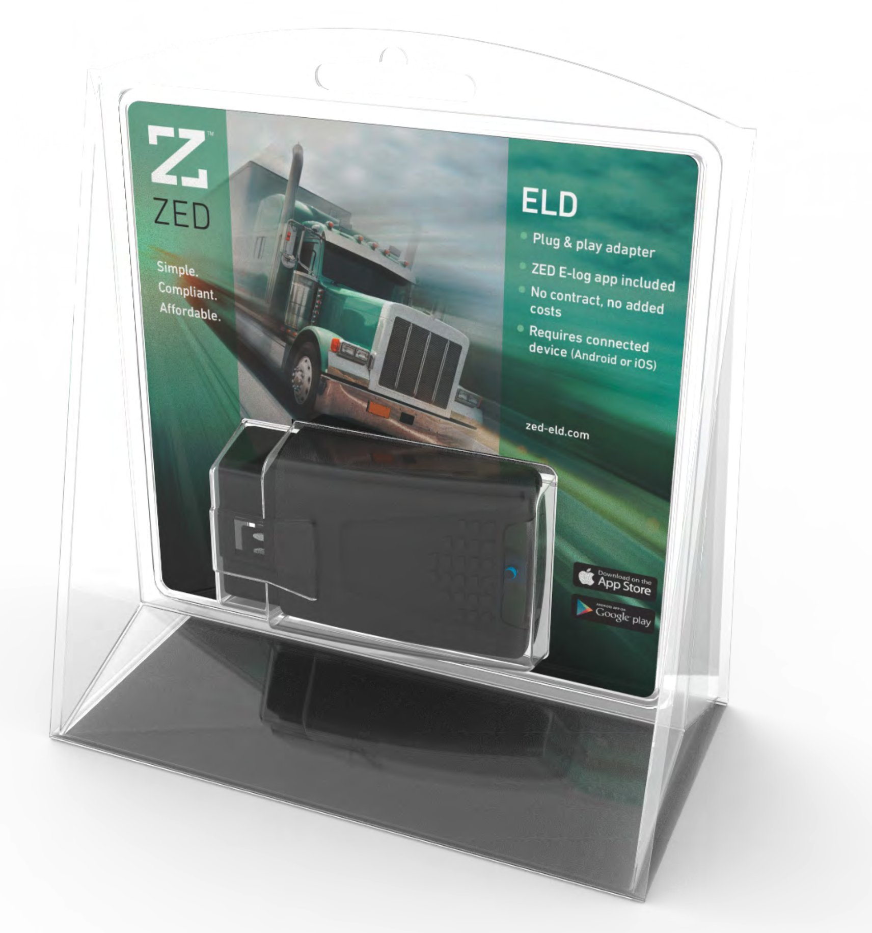 ZED-ELD.com 16-Pin Bluetooth Adapter