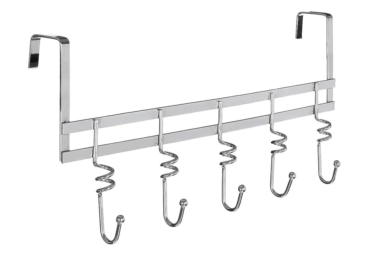 Premier Housewares Five Hook Over Door Hanger 0509519