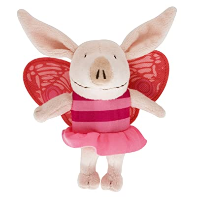 Olivia Mini Butterfly Beanbag Plush: Toys & Games