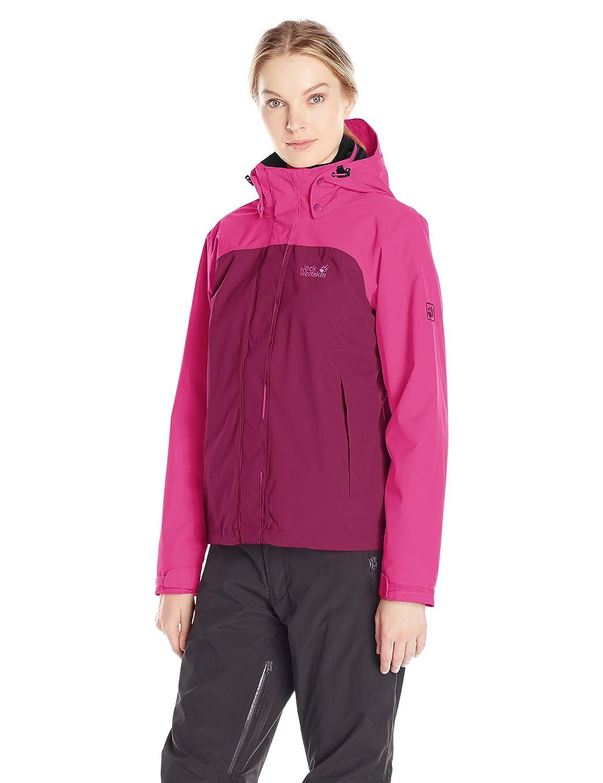Jack Wolfskin Women's 3 in 1 Jacket Coating Jacket: Amazon