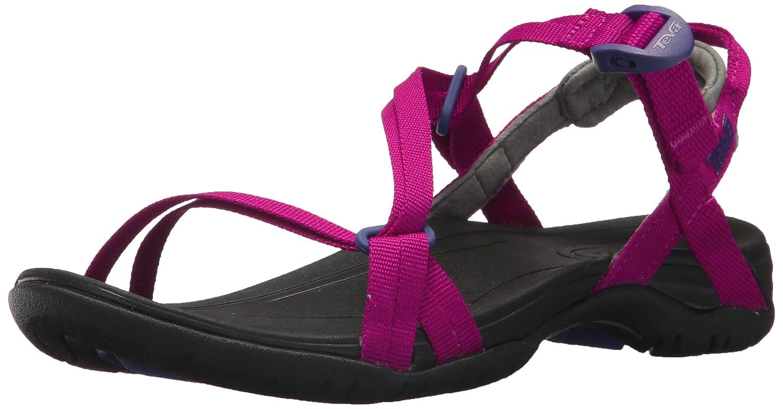 Teva Womens Women's W Sirra Sport Sandal B07DC4HZ79 41 M EU|Boysenberry