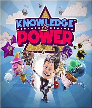 Sony Knowledge is Power, PS4 vídeo - Juego (PS4, PlayStation 4, Niños): Amazon.es: Videojuegos