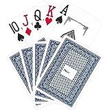 Eskube Poker 2 Decks Plastic Playing Cards