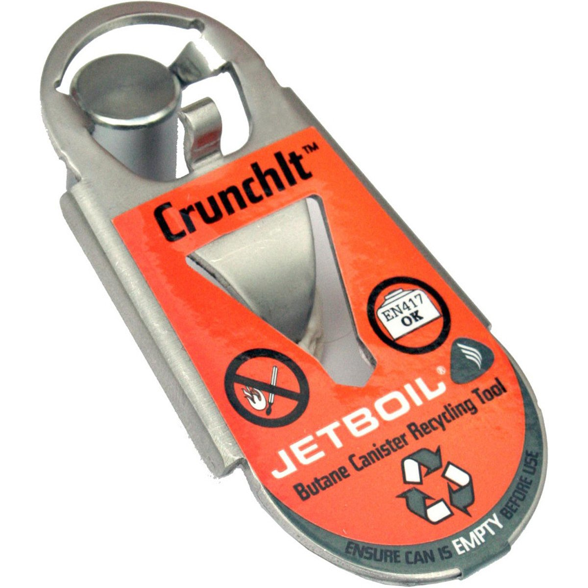 Jetboil Crunchit Fuel Canisterリサイクルツール B004N5SJ92  1色 One Size