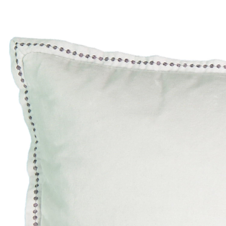Beautyrest Chacenay Velvet Decorative Pillow 12 x 22 Luna Ellery Homestyles 16325012X022LUN