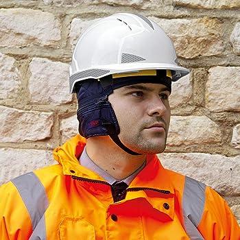 Centurion Universal Fleece Hard Hat Liner Thermal Safety Helmet Cold Protection