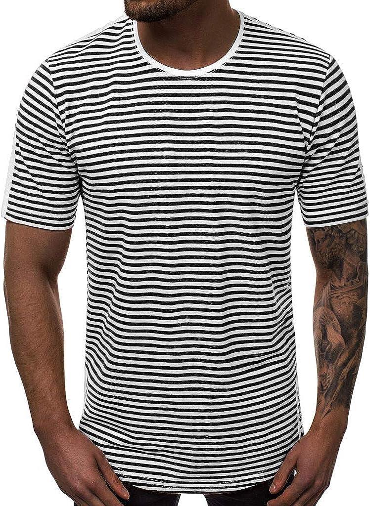 3D Digital Unisex Camisetas de Manga Corta Casual Hipster ...
