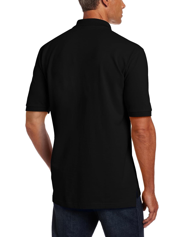 Mens Solid Pique Shirt U.S Polo Assn