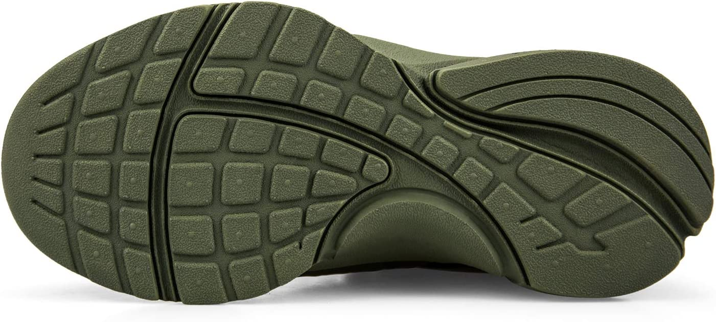 Troadlop Mens Hiking Quick Drying Trail Running Shoes Green