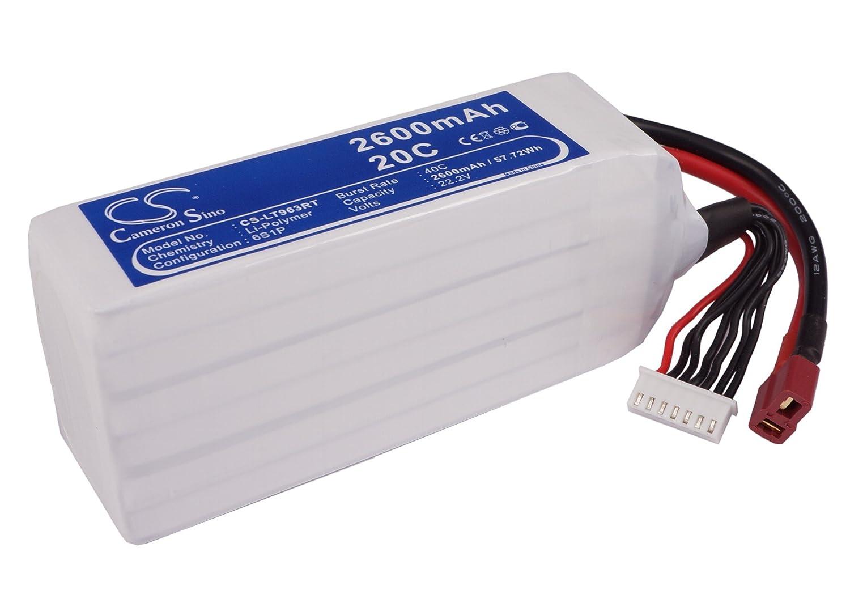 CS-LT963RT Batería 2600mAh sustituye