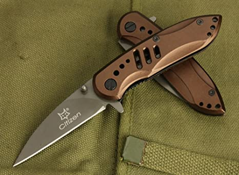 REGULUS KNIFE FOX-X 09 FOX Cuchillo plegable