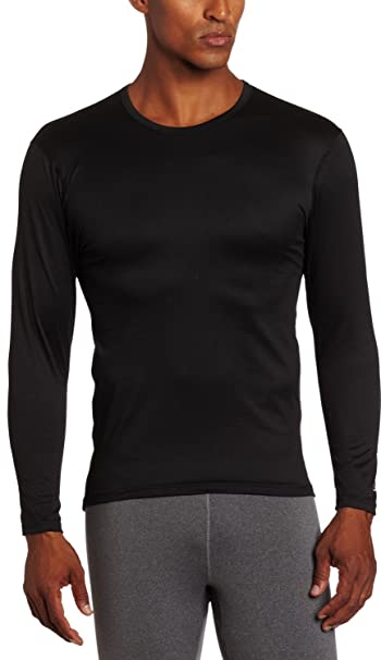 6f0d322cf10 Image Unavailable. Image not available for. Color  Duofold by Champion  Varitherm Men s Long-Sleeve Thermal Shirt ...