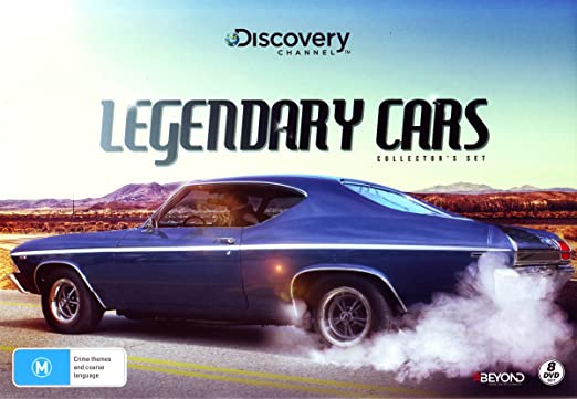 Legendary Cars Collectors Set Extreme Car HoardersChrome - South beach classics car show