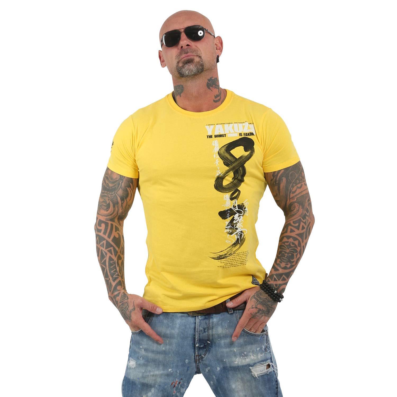 Yakuza Herren Join Us T-Shirt B07H7PBZ1K T-Shirts Haltbarer Service Service Service a31a2f