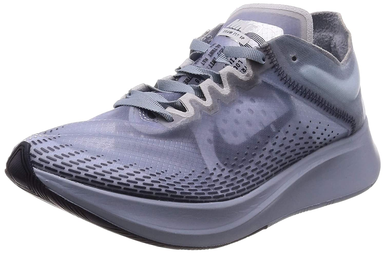 meet bbc7d ff5f0 Amazon.com   NIKE Men s Zoom Fly SP Fast, Obsidian Mist Obsidian-Pure  Platinum, 10 M US   Shoes