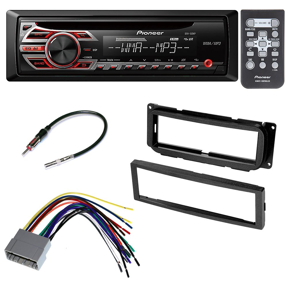 boss 508 audio wiring harness circuit wiring and diagram hub \u2022 sony xplod wiring diagram amazon com car stereo radio cd player receiver install mount kit rh amazon com boss 614ua