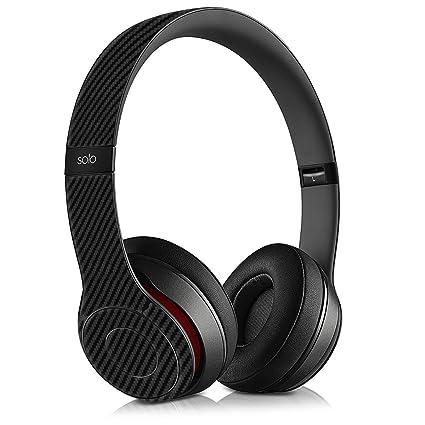 kwmobile Juego de Pegatinas para Beats Solo 2 - Stickers para Auriculares para Beats - Auriculares