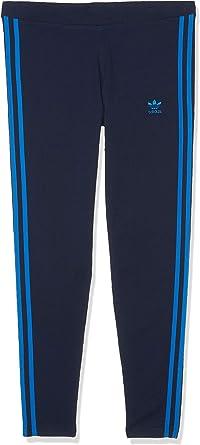 adidas Originals Women's 3 Stripes Leggings, collegiate Navy