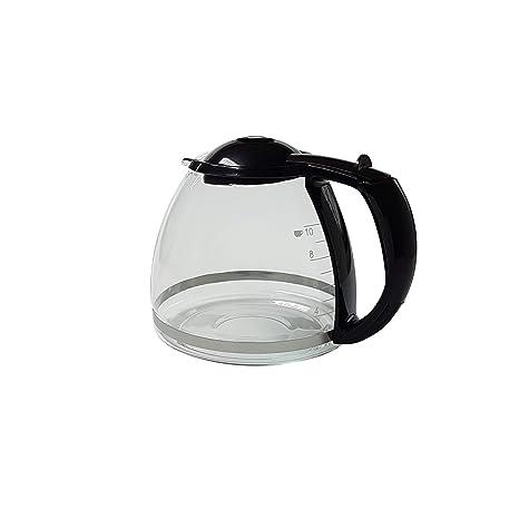Jarra de cristal negra para cafetera Bosch Siemens TKA14 ...