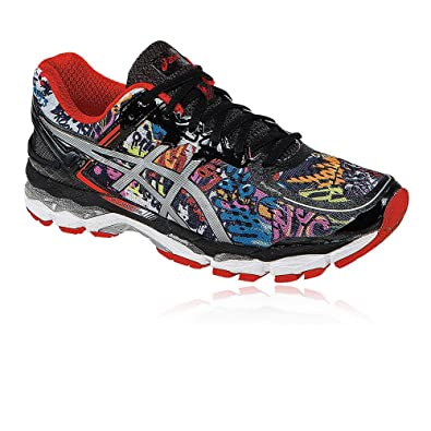 watch 4a5b1 addba ASICS Gel-Kayano 22 NYC Running Shoes - 7 UK Black