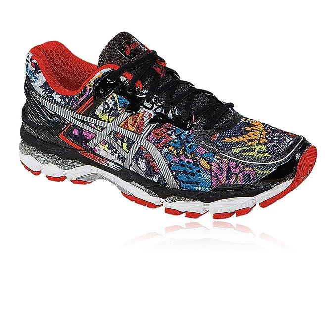 ASICS Gel-Kayano 22 NYC Zapatillas para Correr - 44: Amazon.es: Zapatos y complementos