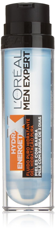 Men Expert Hydra Energetic Fluido Puro Hidratante para Pieles con Barba ml