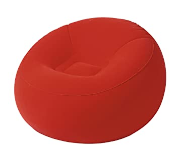 Bestway Inflate A Chair Inflatable Furniture Red