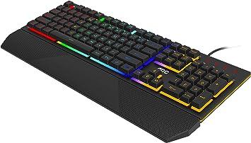 AOC GK200 Teclado de gaming - Teclado para PC con ...